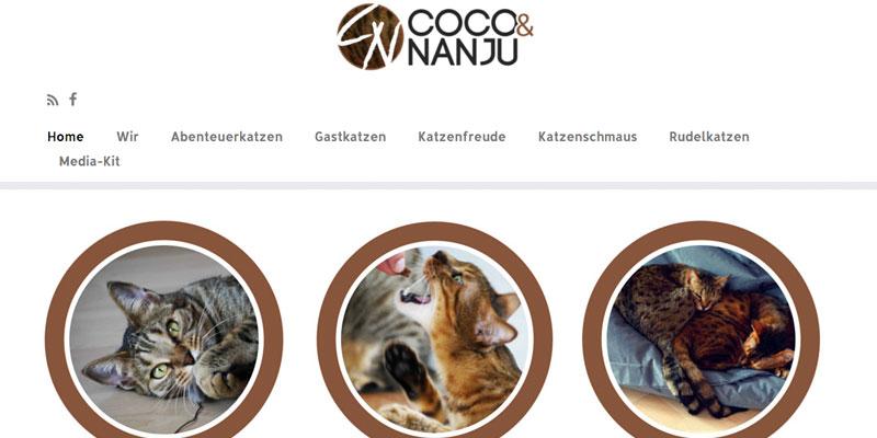 Coco und Nanju