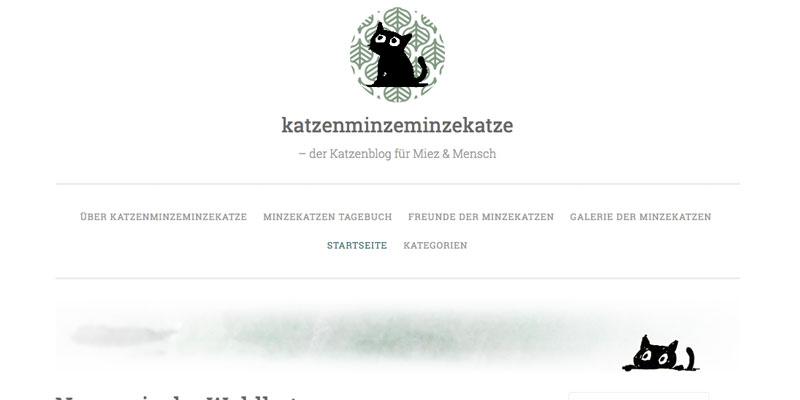 Katzenminzeminzekatze