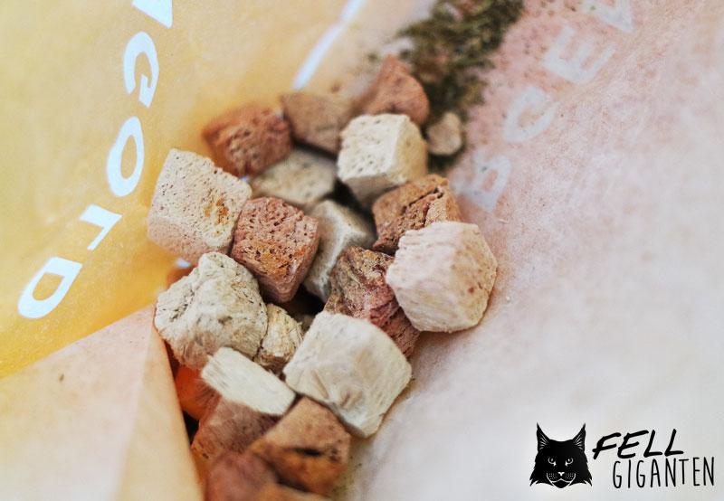 Snackies und Catnip